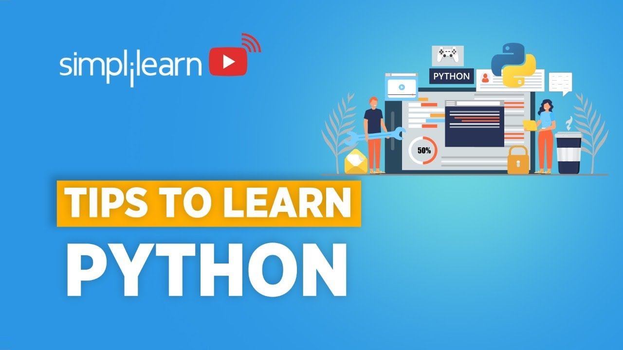 Tips To Learn Python Programming   Effective Tips To Learn Python Faster