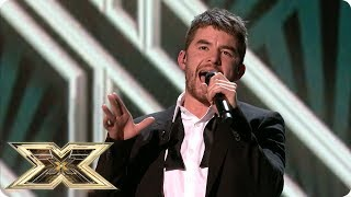 Anthony Russell sings Beyond The Sea | Live Shows Week 5 | X Factor UK 2018