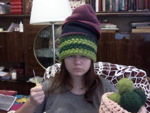 Долгое разговорное видео про вязание и мои рукодельные новости.