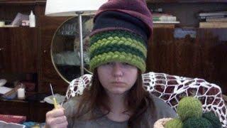 Долгое разговорное видео про вязание и мои рукодельные новости.(Смотрите на коллекцию моих шапок, меня, в естественной среде обитания, слушайте про мои законченные проекты..., 2016-10-21T12:14:14.000Z)