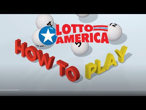 Learn How To Play Lotto America