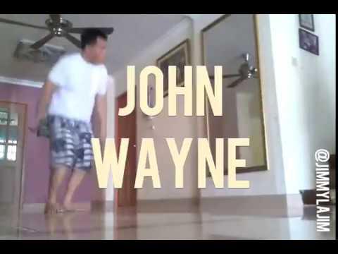 Lady Gaga - John Wayne (Dance Choreography Cover by JIMMYLAJIM / Little Monster Version)