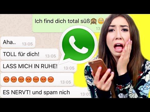 5 ANZEICHEN auf WhatsApp, dass ein JUNGE kein BOCK hat
