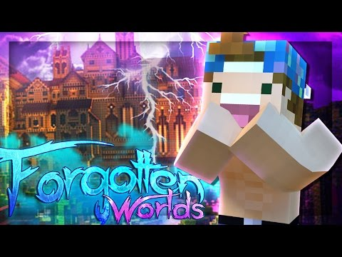 A MYSTERIOUS HOUSE! | EP 2 | Forgotten Worlds