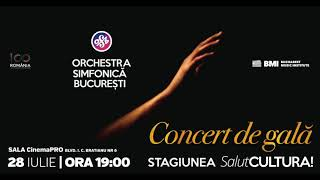 [PROMO] Gala Concert - Bucharest Music Institute - International Conducting Competition Bucharest