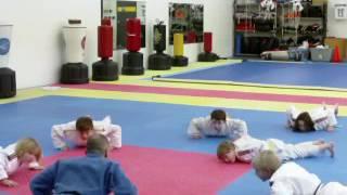Judo Warm Up For Kids - Zenbei Martial Arts Academy - Judo Dojo