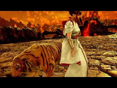 TEKKEN 7 - Kazuya Arcade Playthrough & Devil Kazumi Boss | Hardest Difficulty (1080p 60fps) PS4 Pro