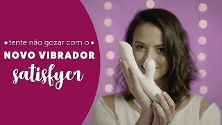 Novo Vibrador Satisfyer Pro G-SPOT | Luana Lumertz