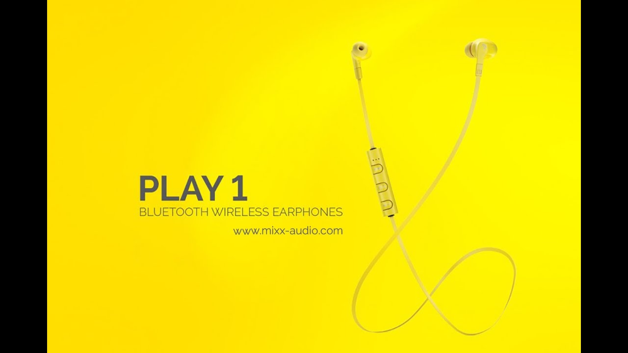 775a15ad5ab MIXX PLAY 1 - Mixx Audio