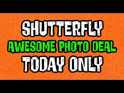 Shutterfly Awesome Photo Deals 9 Cent Photos Plus More And FREE Shipping Ends Today March 29th 2020