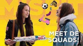 CLIP 3 - MEET DE SQUADS! | MISFIT DE FILM