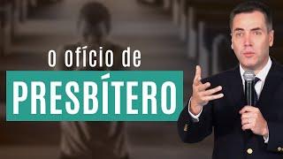 O Ofício de Presbítero (1 Pedro 5:1-4) - Leandro Lima