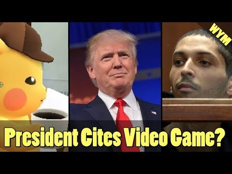 Download Youtube: Detective Pikachu Releasing, President References Video Game Accidentally, COD Swatter Charged