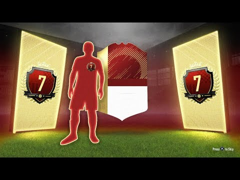 7TH IN THE WORLD MONTHLY REWARDS! - FUT CHAMPS MONTHLY  REWARDS! - FIFA 18 Ultimate Team