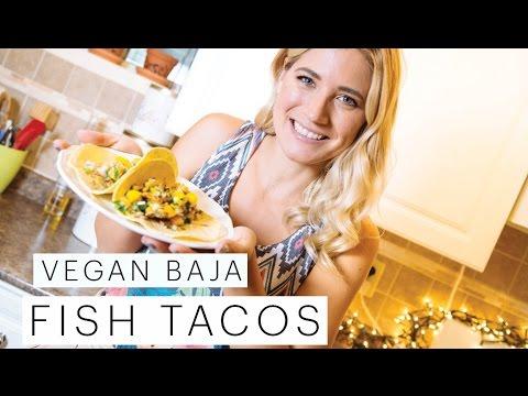 Vegan Recipe: Baja Fish Tacos | Edgy Veg