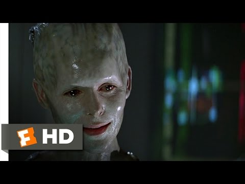 Star Trek: First Contact 49 Movie   I Am the Borg 1996 HD