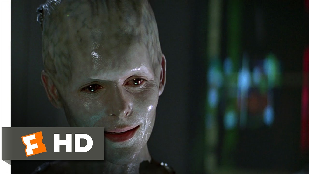 Star Trek: First Contact (4/9) Movie CLIP - I Am the Borg (1996 ...
