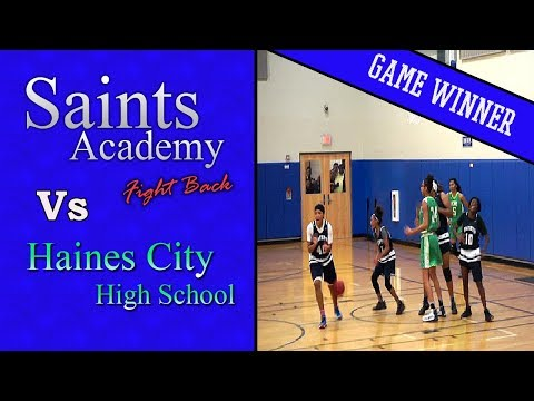 Full Game | Lady Saints Academy vs Haines City High