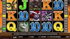 Mega Moolah Jackpot Spielautomat