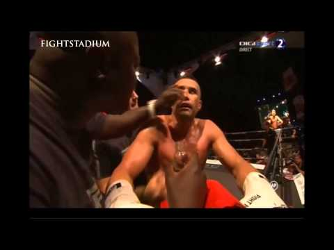 Jérôme Le Banner vs  Karl Roberson - Fight Night Saint Tropez