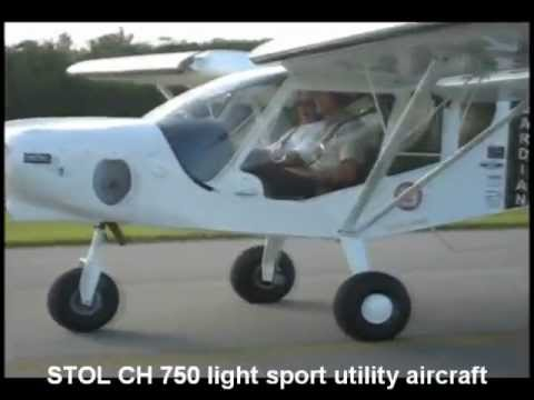 Surveillance and law enforcement version of the STOL CH ...