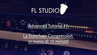 il sidechain compressor in meno di 10 minuti fl studio 12 advanced tutorial italiano 7