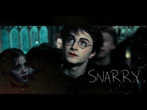 Snarry | young Severus & dark!Harry