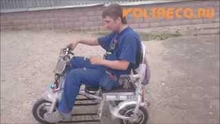 видео Трицикл WELLNESS TRIKE