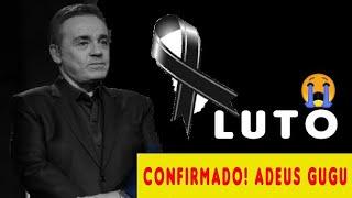 CONFIRMADO: Apresentador Gugu Liberato se vai aos 60 anos e a verdade foi revelada