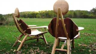 Adirondack Lounge Chairs