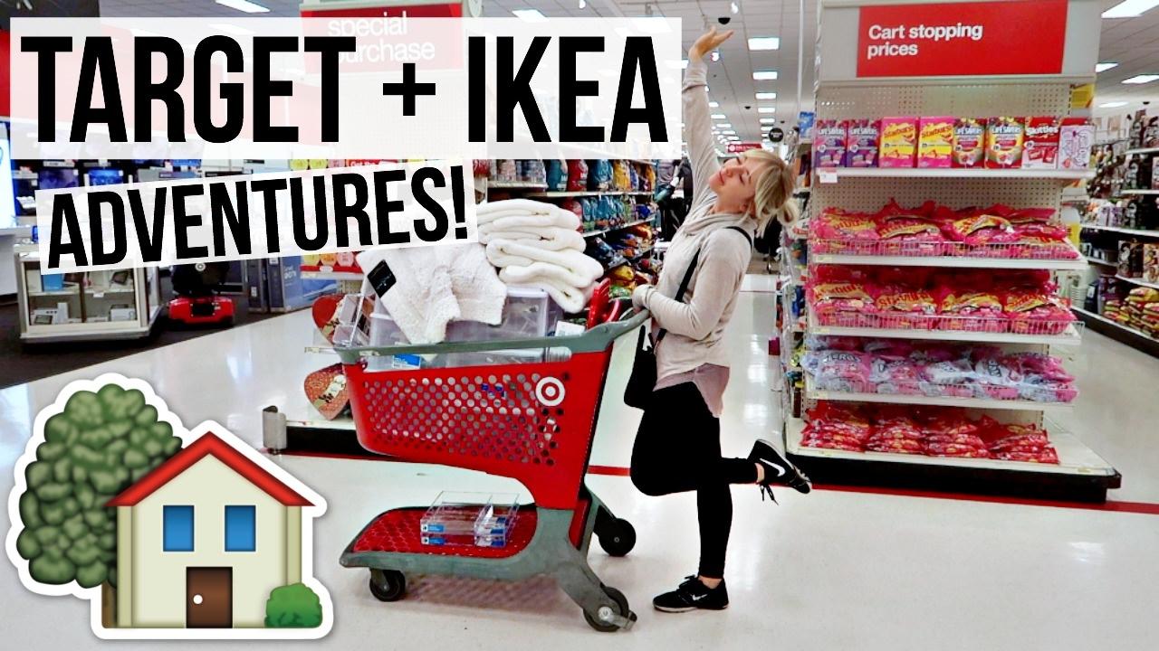 Target Ikea Home Shopping Adventure Youtube