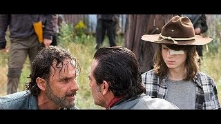 When does The Walking Dead  8 return to TV