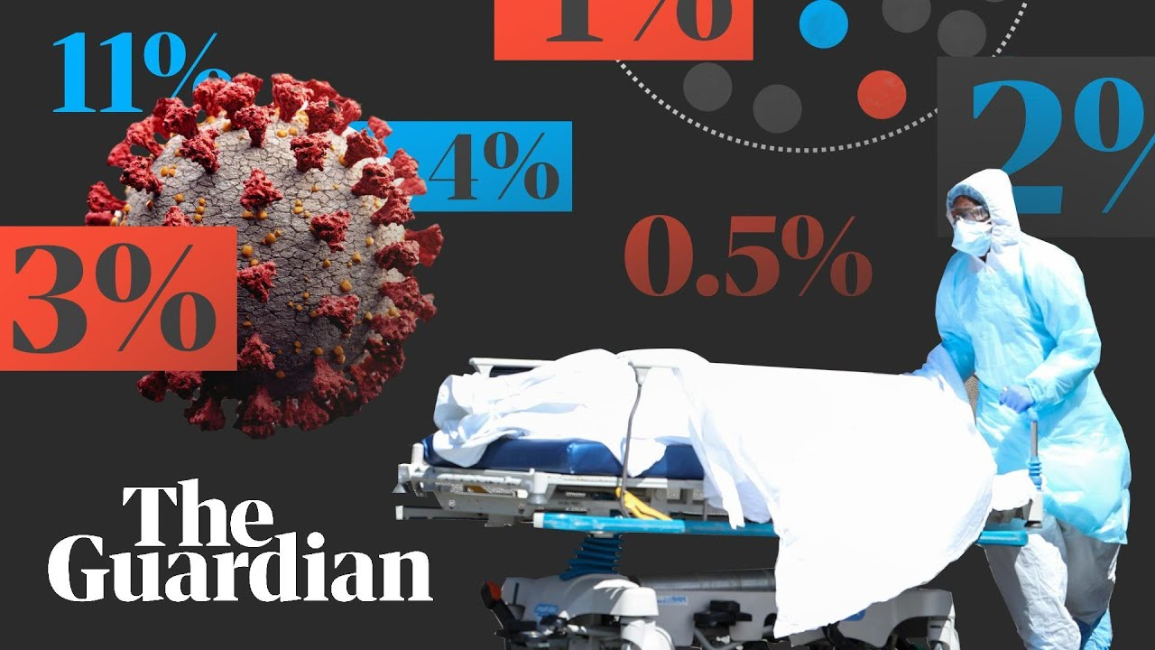 Why coronavirus mortality rates are so different