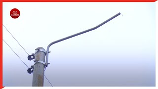 Kirinyaga County residents decry the continued vandalism of street lights
