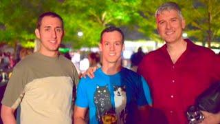 Paul and TJ's Cat Festival Adventure 2014