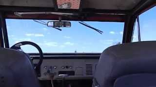 1969 Ford Bronco For Sale!! Run and Drive Video