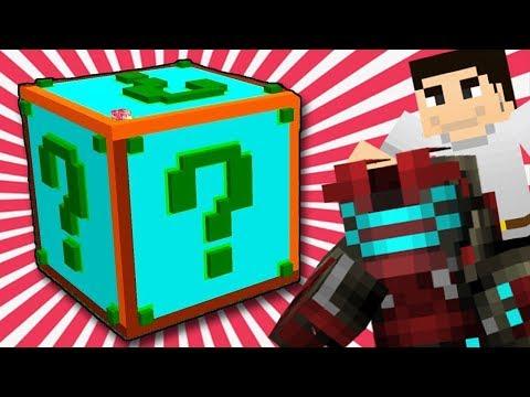 ÚPLNĚ ZBRUSU NOVÉ LUCKY BLOCKY! DOSTALI JSME BAZUKY! - Minecraft Lucky Block Plural w/McCitron