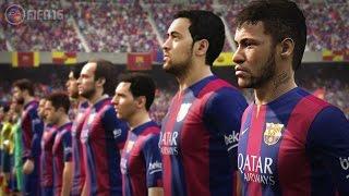 FIFA 16 - Controllo a centrocampo - Intelligenza negli anticipi e passaggi precisi