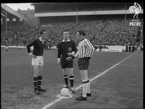 Dunfermline Athletic Vs Heart Of Midlothian - Scottish Cup Final 1968