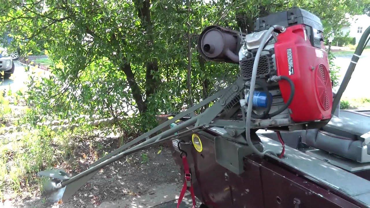Homemade Longtail Mud Motor - impremedia.net
