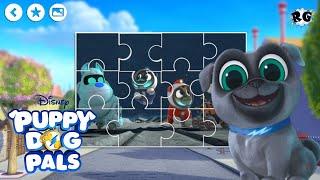 Puppy Dog Pals - Juego de Rompecabezas/Puzzle- Disney Junior