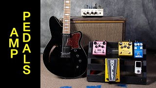 Ambient Guitar Basics 1: Amp & Effect Pedals