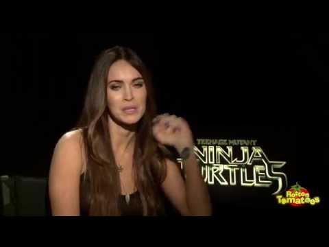 TMNT's Megan Fox Misses Vanilla Ice