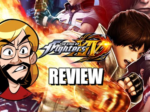 MAX REVIEWS: King Of Fighters 14 (PS4)