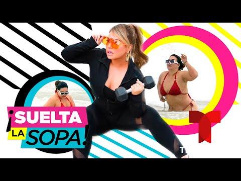Download Chiquis Rivera y las polémicas fotos que tomó un paparazzi en Tulum | Suelta La Sopa