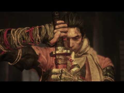 Sekiro: Shadows Die Twice   TGS Trailer   PS