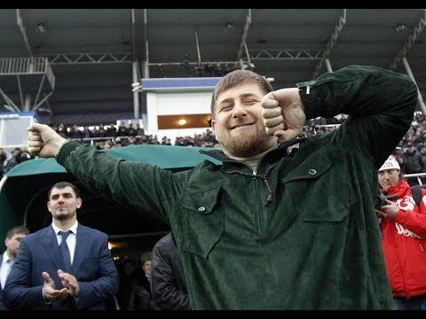 Do Not Mess With This President (Ramzan Kadyrov)