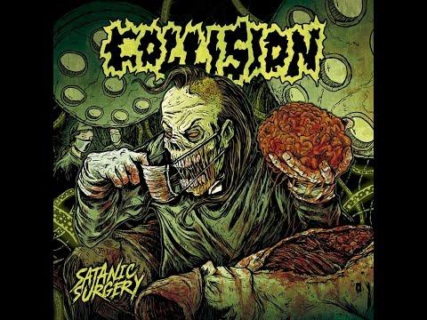 Collision - Satanic Surgery [2016] Full