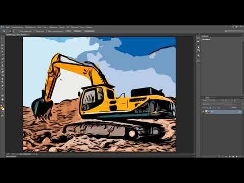 Как обрезать фотографию в Adobe Photoshop!