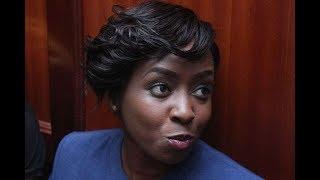Jacque Maribe takes on DPP Noordin Haji over monica Kimani's trial